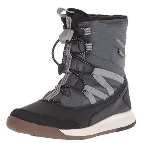 Сапоги Merrell рр 5US оригинал до -30С детские columbia ботинки
