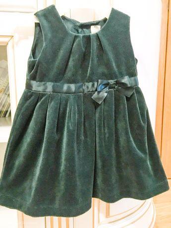 Ошатне плаття для маленької принцеси. Нарядное платье.