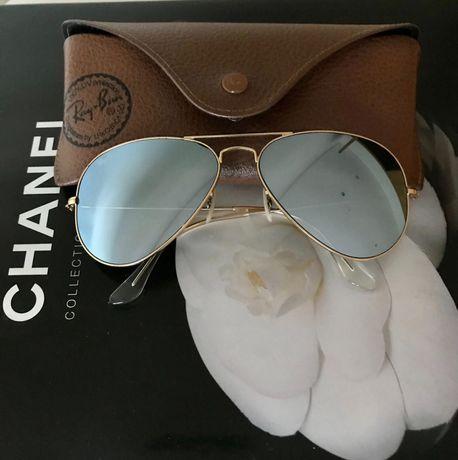 Óculos Ray Ban originais + par de lentes extra original da Ray Ban