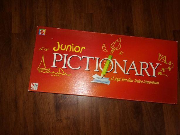 Jogo Pictionary