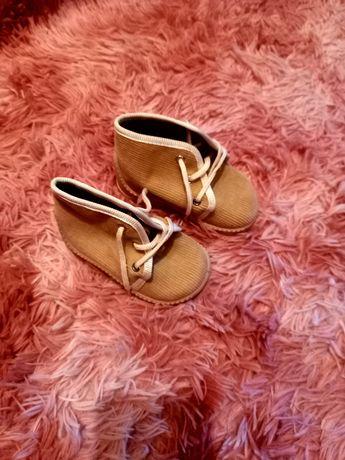 Новые Детские ботиночки.  20 размер