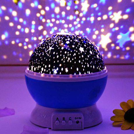 Ночник проектор звездное небо Star Master Dream