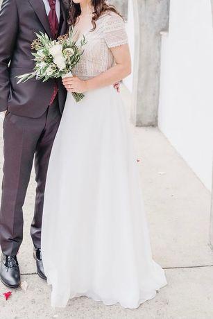 Vestido noiva Nicole Milano Aurora 2021
