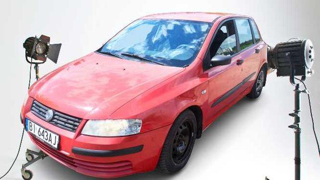 FIAT STILO 2003 rok,  1.6 benzyna + GAZ / LPG !  długie OC !