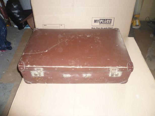 stara walizka II sztywna