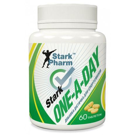 Stark One-A-Day 60 повседневные витамины аналог BiotechUSA Киев магаз