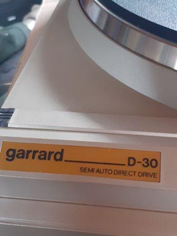 Gramofon Garard D-30