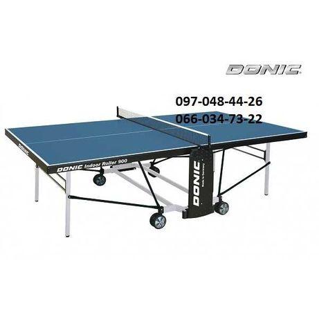 Теннисный стол Германия DONIC Теннис настольный Тенісний стіл тенисний
