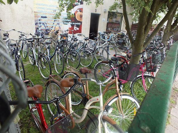 Rower Rowery Holenderskie Niemieckie Polskie Sklep Raty