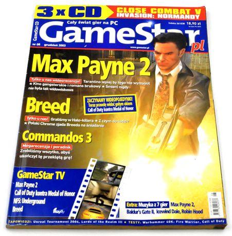 GameStar nr 08 grudzień 2003