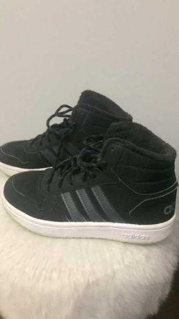 Ocieplane buty Adidas