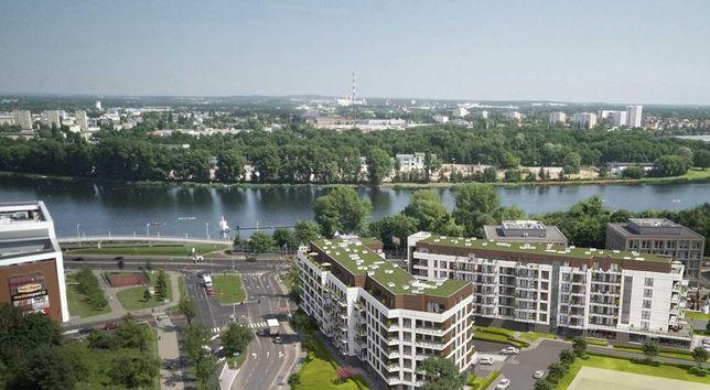 Nowe mieszkanie 42m2 Poznan Lwowska obok MALTY z garażem oraz piwnicą