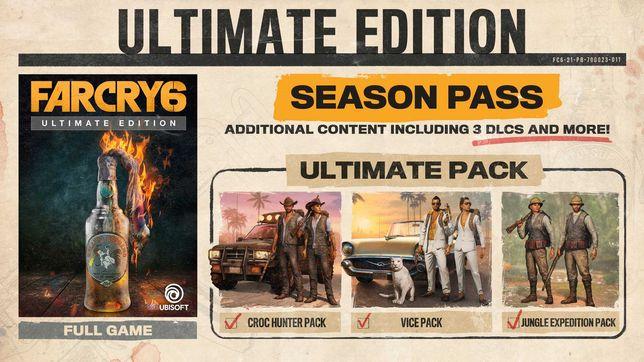 Far Cry 6 Ultimate Edition - Оффлайн активация