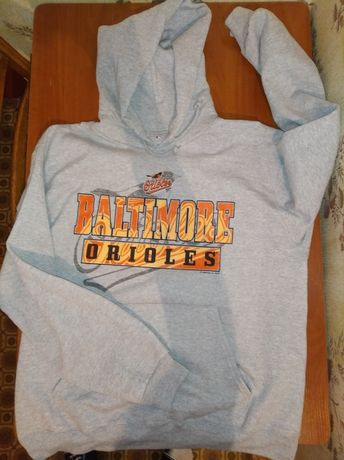 Свитшот худи Mlb Nike Adidas Baltimore Orioles