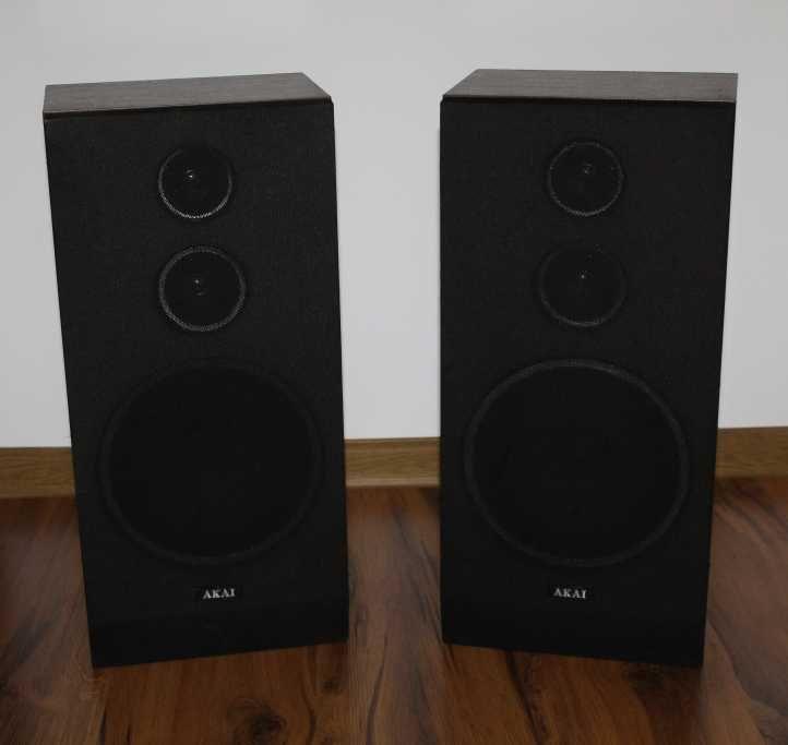 AKAI SR-SF3 Kolumny głośniki audiofilskie vintage klasyki Wysyłka