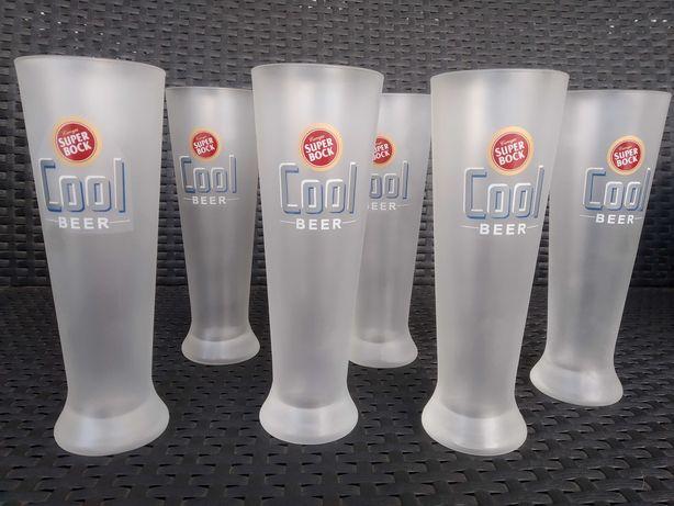 Copos cerveja 25cl (x6)