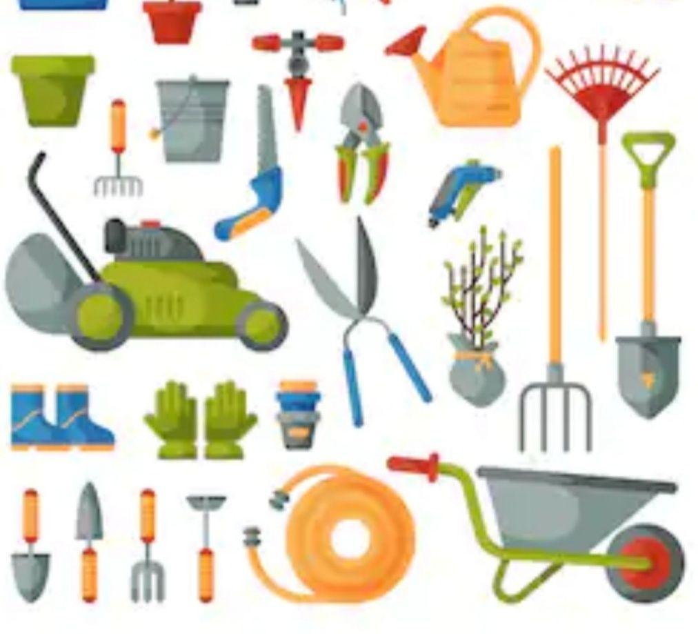Prace ogrodowe, porządki, przycinanie, koszenie, remonty altanek