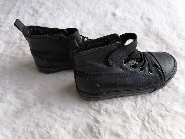 Ocieplane buty sportowe h&m