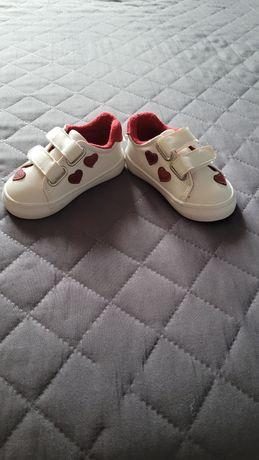Nowe buty h&M roz 20/21
