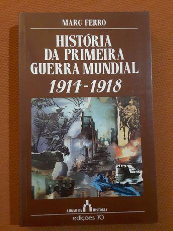 História da Primeira Guerra Mundial / British Life and Thought (1941)