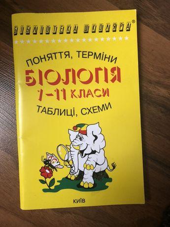 Биология 1-11кл