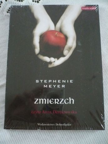 Zmierzch Stephenie Meyer książka audio na CD, mp3, audiobook