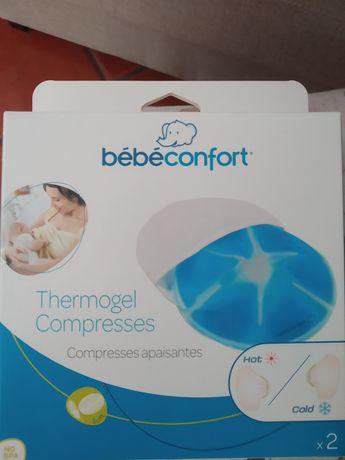 Almofada gel amamentação bebeconfort