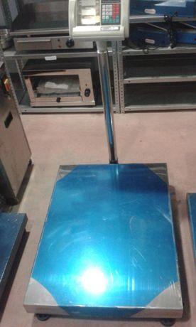 Balança Plataforma 800kg NOVA
