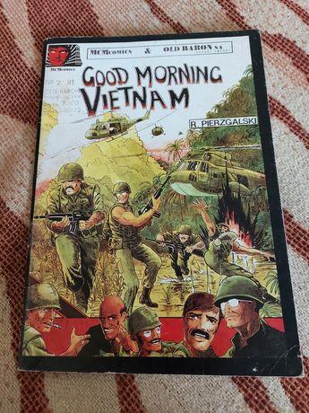 Good morning Vietnam Pierzgalski komiks
