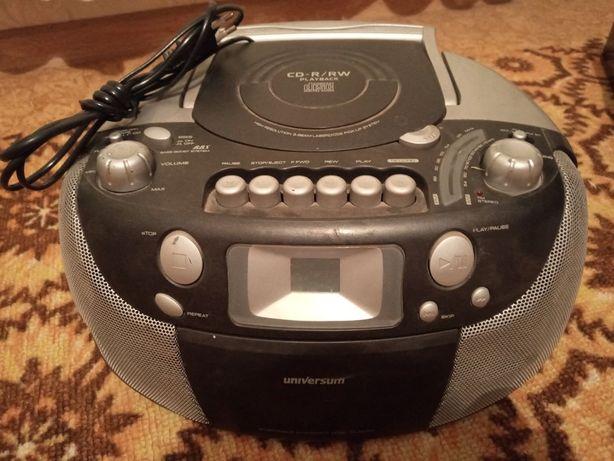 CD- магнитофон c FM radio Universum CTR-CD 1022