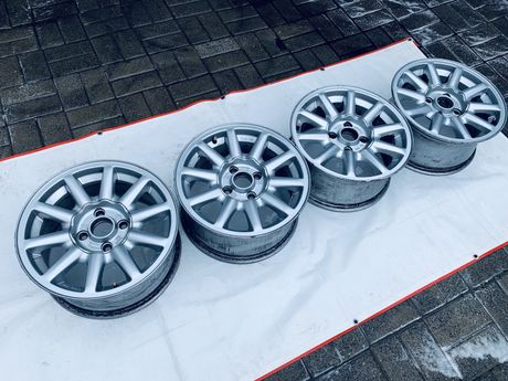 Felgi Aluminiowe 15' Cali 4x108 7Jx15 ET37 - Speedline - Audi 80/90