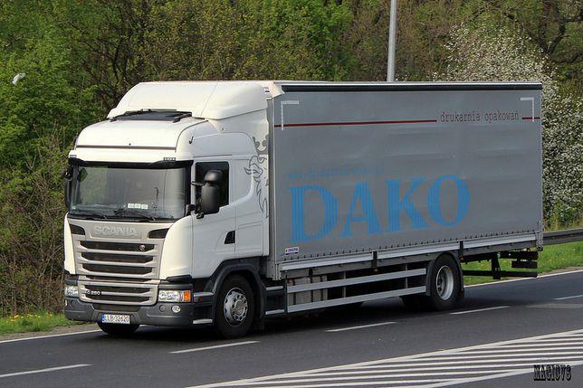 Transport ciężarowy, solówki ( od 1 do 9 t ) TANIO