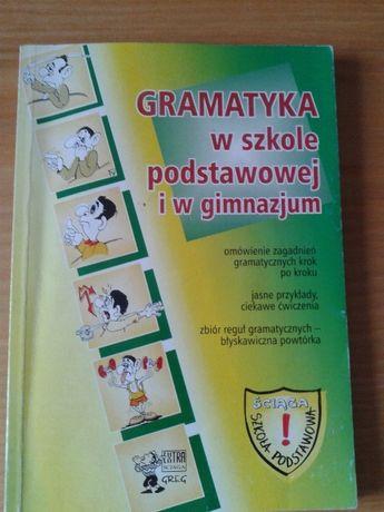 GRAMATYKA szkoła podst. i gimnazjum