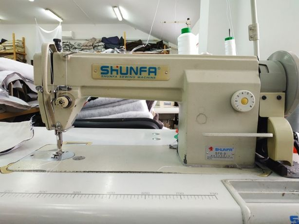 Shunfa SF6-9 швейна машинка