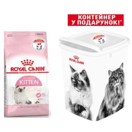 Royal Canin Kitten 2 - 4- 10