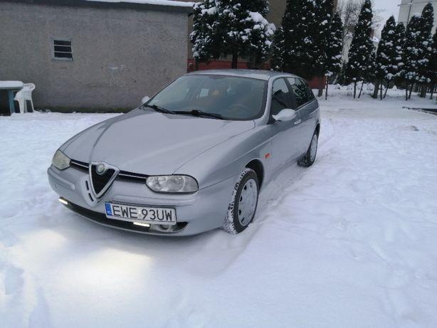 Ładna Alfa Romeo 156 SW 1,6i GAZ 2002 Rok