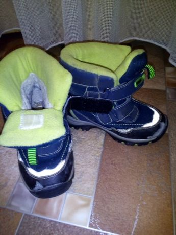 Продам зимние сапоги 27 размер 70 грн