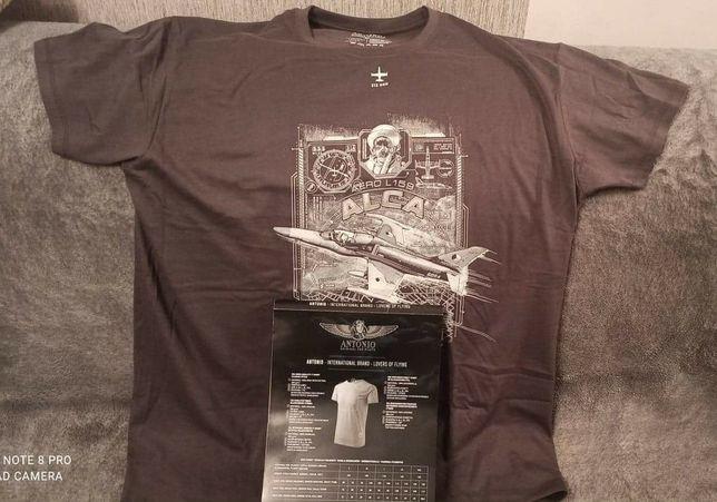 T-shirt lotniczy
