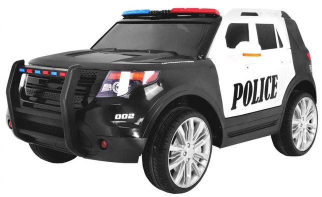 Auto na akumulator dla dzieci Autko Policja SUV nowe nieużywane