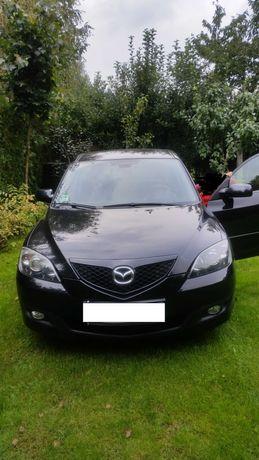 Mazda 3, 2007r, uszkodzony silnik (benzyna + LPG)