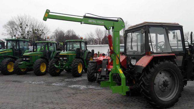 Кран маніпулятор на трактор 4.6м/5м. Кран манипулятор навесной на МТЗ