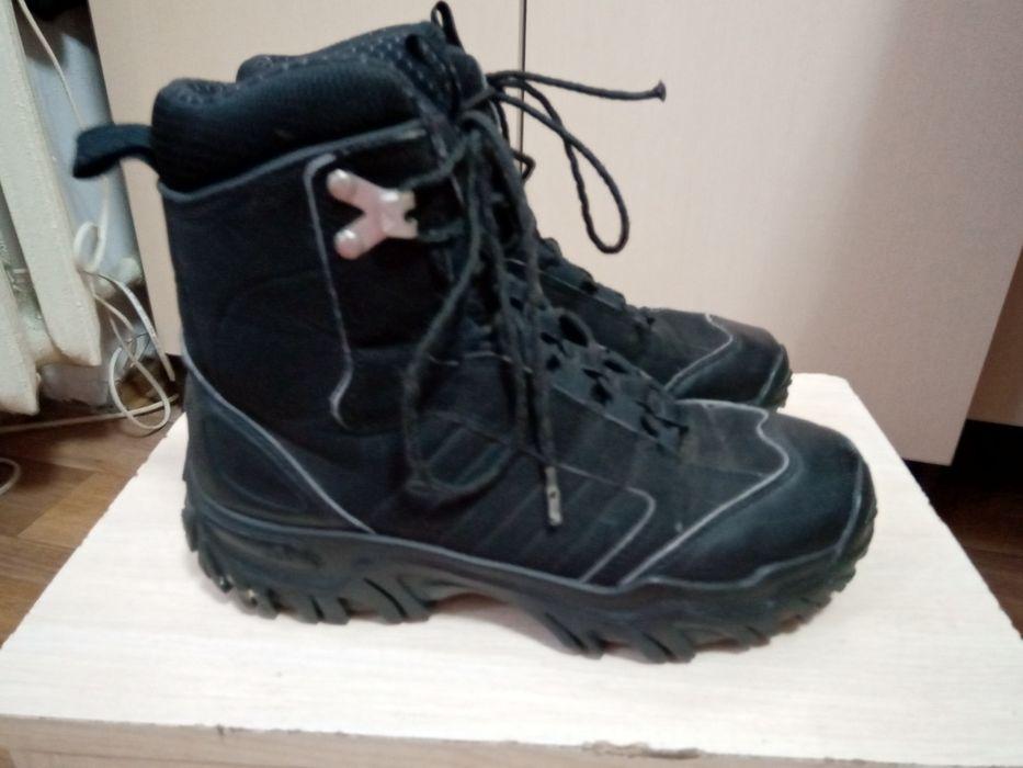 Термо ботинки Adidas,зима Черкассы - изображение 1