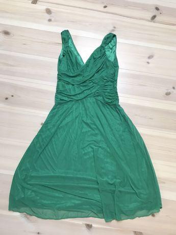 Sukienka MOHITO zielona Rozm.S