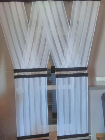 Firanka Vka na okno balkonowe-Promocja veckedowa