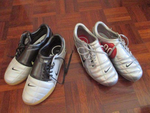 chuteiras e sapatilhas futebol de salão