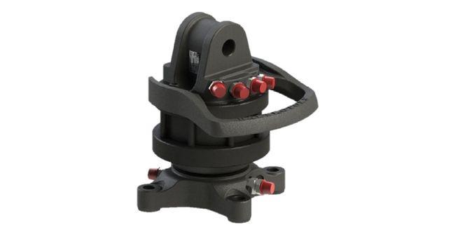 Baltrotors / 4 T / Flansza / Rotator hydrauliczny / Obrotnica / Rotor