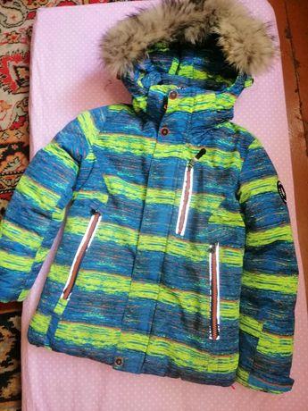 Куртка зимняя 128