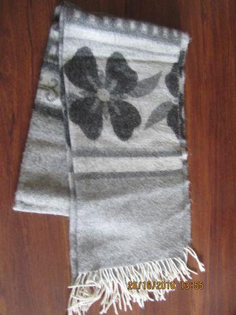 шарф с рисунком