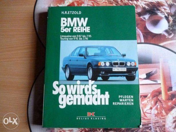 BMW 5er Reihe zrob to sam