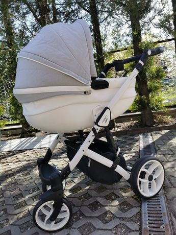 Wózek Baby Merc Faster Style 3W1